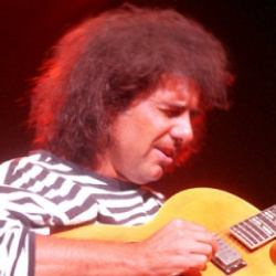 Author Pat Metheny