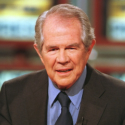 Author Pat Robertson