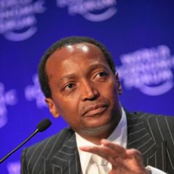Author Patrice Motsepe