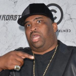 Author Patrice O'Neal