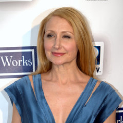 Author Patricia Clarkson