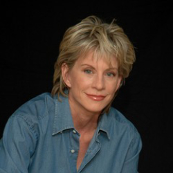 Author Patricia Cornwell