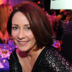 Author Patricia Heaton