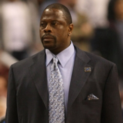 Author Patrick Ewing