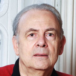 Author Patrick Modiano