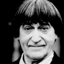 Author Patrick Troughton