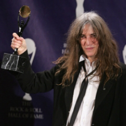 Author Patti Smith