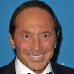 Author Paul Anka