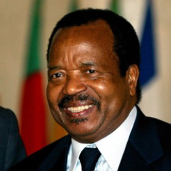 Author Paul Biya