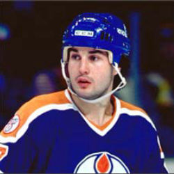 Author Paul Coffey