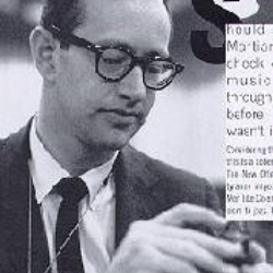Author Paul Desmond
