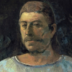 Author Paul Gauguin
