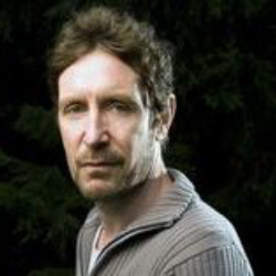 Author Paul McGann