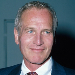 Author Paul Newman