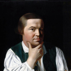 Author Paul Revere