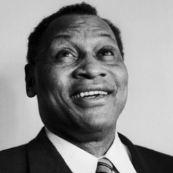 Author Paul Robeson