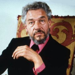 Author Paul Scofield