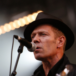 Author Paul Simonon