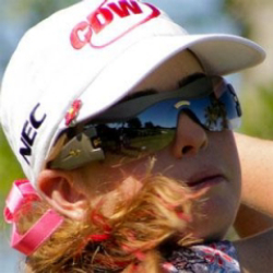 Author Paula Creamer