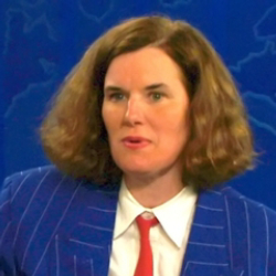 Author Paula Poundstone