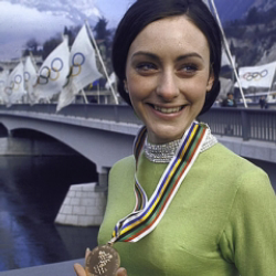 Author Peggy Fleming