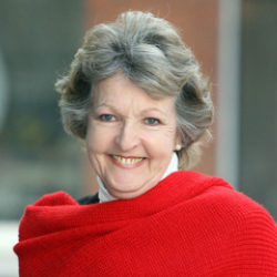 Author Penelope Keith
