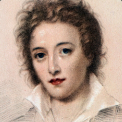 Author Percy Bysshe Shelley