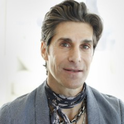 Author Perry Farrell