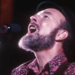 Author Pete Seeger