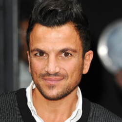 Author Peter Andre