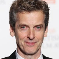 Author Peter Capaldi