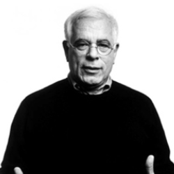 Author Peter Eisenman
