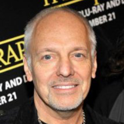 Author Peter Frampton
