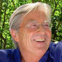 Author Peter Mayle