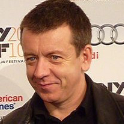 Author Peter Morgan