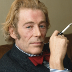 Author Peter O'Toole