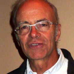 Author Peter Singer