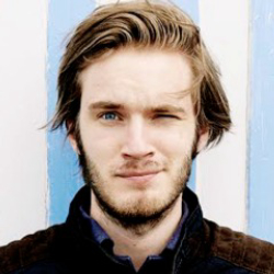 Author PewDiePie