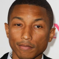 Author Pharrell Williams