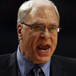 Author Phil Jackson