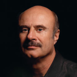 Author Phil McGraw