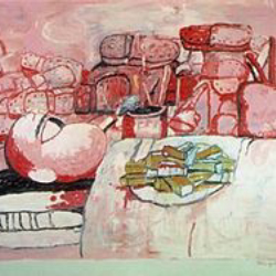 Author Philip Guston