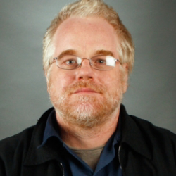 Author Philip Seymour Hoffman