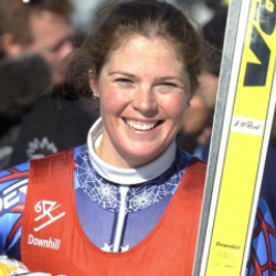 Author Picabo Street