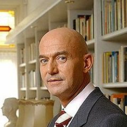 Author Pim Fortuyn