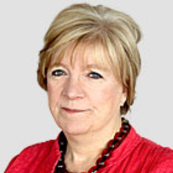 Author Polly Toynbee