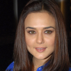 Author Preity Zinta