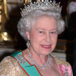 Author Queen Elizabeth II