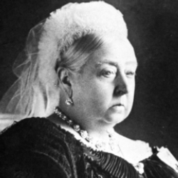 Author Queen Victoria