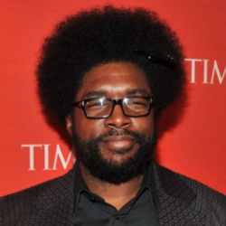 Author Questlove